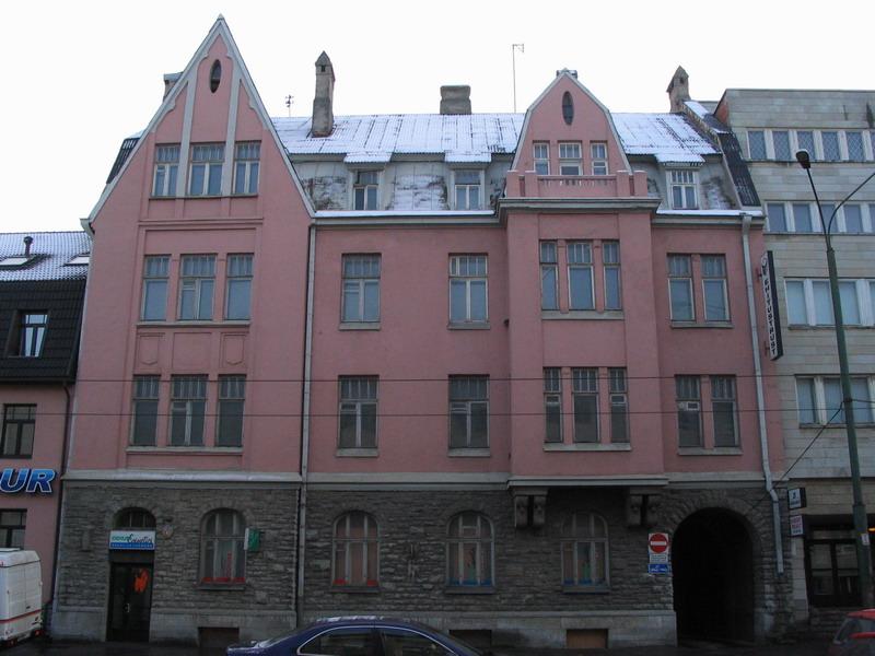 Narva mnt 40 investeerimisvõimaluse kokkuvõte