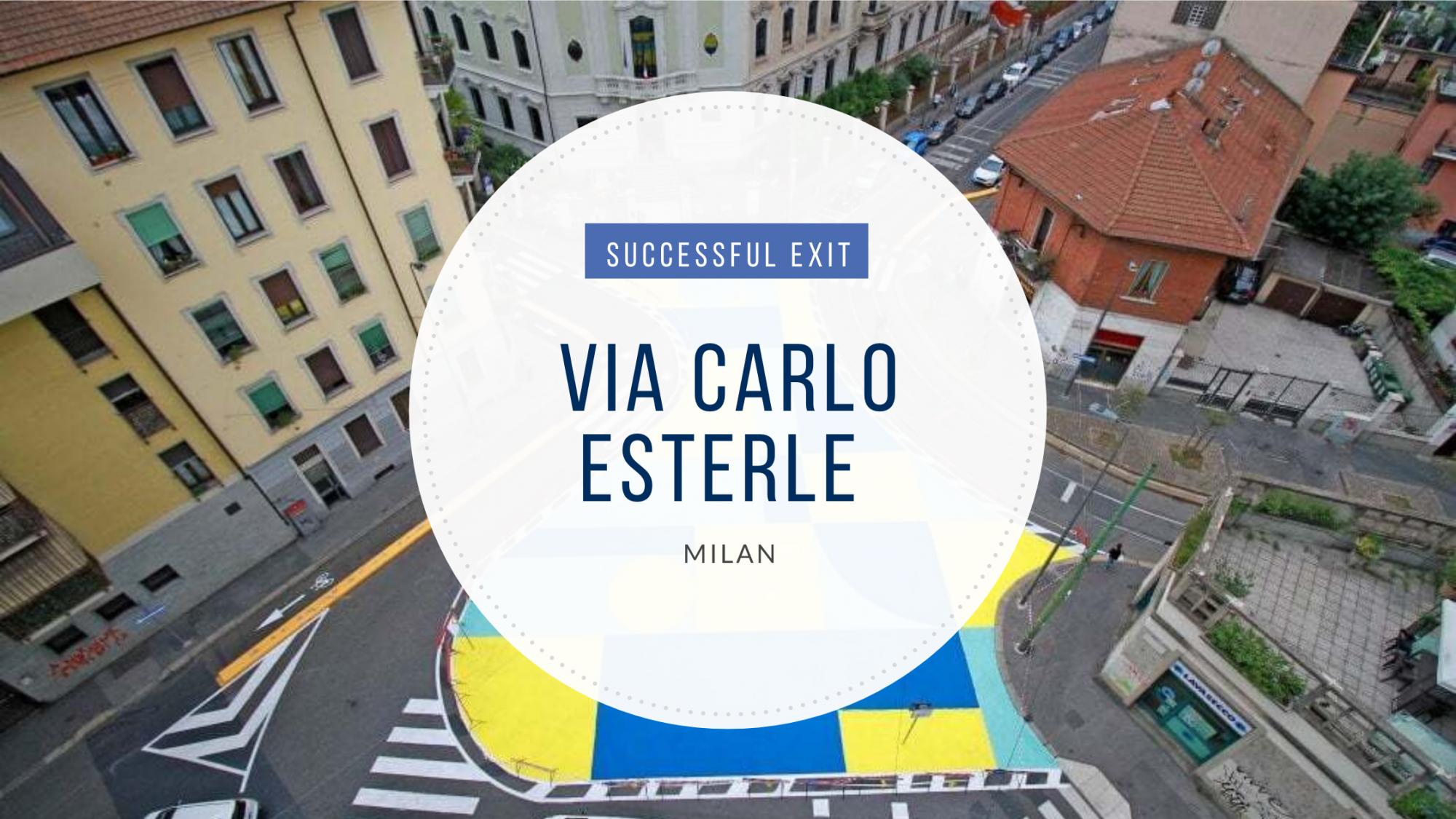 Storie di successo: Via Esterle 23-25-29, Milano