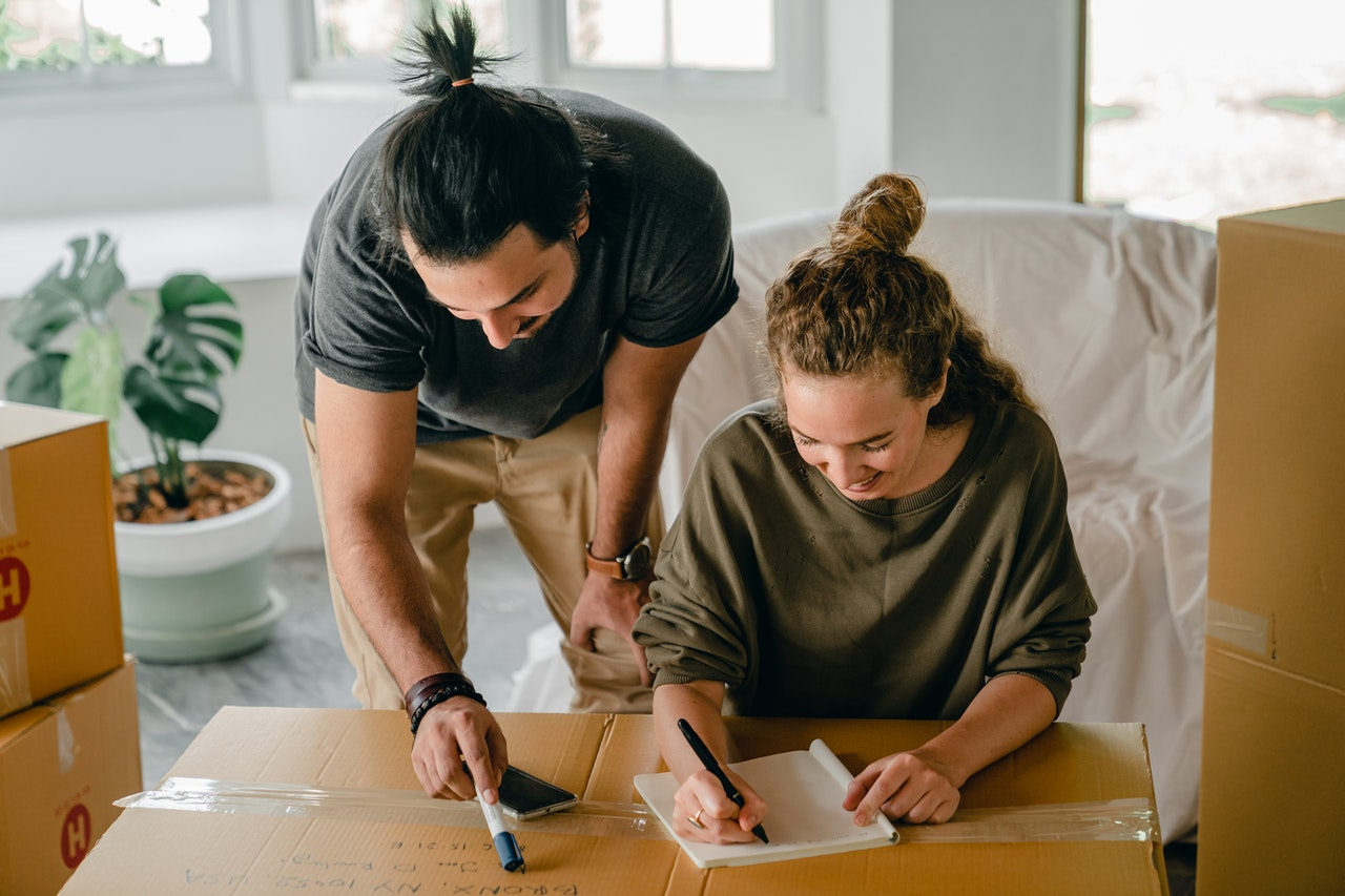 beginners looking at ways to invest in property